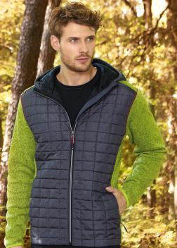 JN772 Куртка мужская гибридная