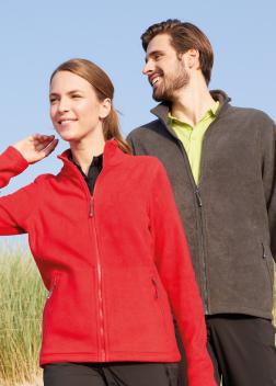 JN781 Куртка флисовая женская