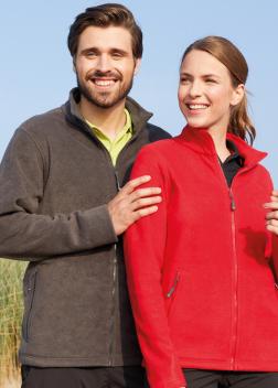JN782 Куртка флисовая мужская