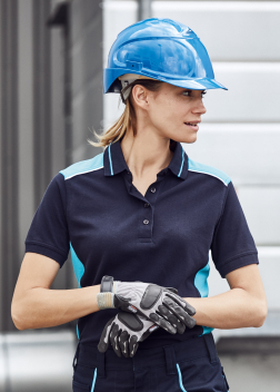 Рубашка-поло женская JN857