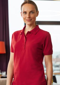 Рубашка-поло женская JN873