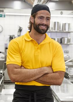 Рубашка-поло мужская JN874