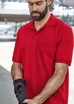 Рубашка-поло мужская JN922
