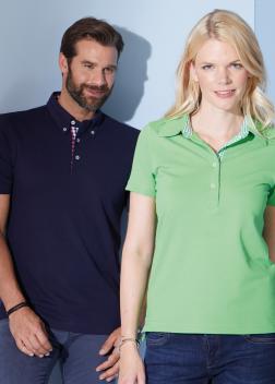 Рубашка-поло женская JN969