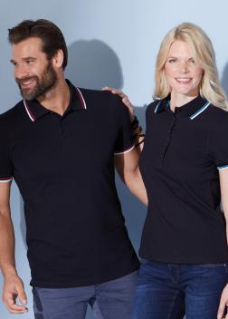 Рубашка-поло женская JN965
