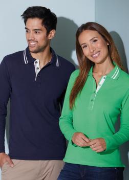 Рубашка-поло женская JN967