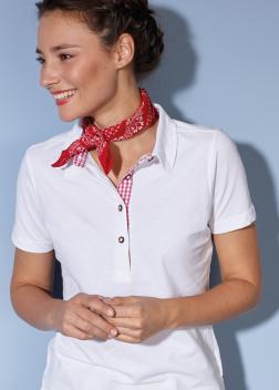 Рубашка-поло женская JN715