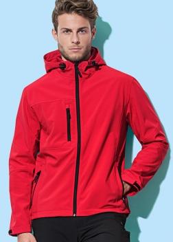 ST5240  Куртка мужская SOFTEST SHELL