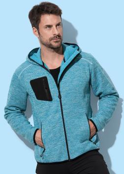 ST5860 Куртка мужская флисовая