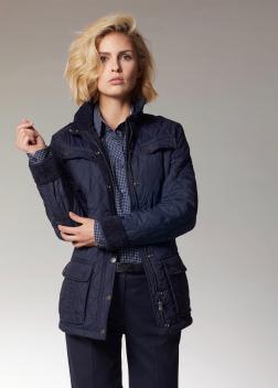 JN1071 Куртка женская стеганая