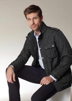 JN1072 Куртка мужская стеганая