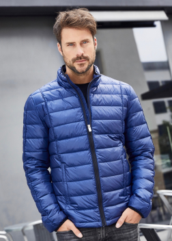 JN1082 Куртка мужская пуховая