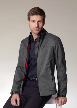 JN1088 Куртка мужская Softshell