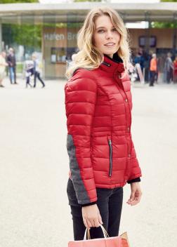 JN1099 Куртка женская зимняя