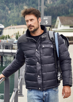 JN1100 Куртка мужская зимняя