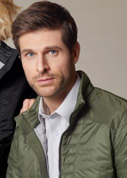 JN1112 Куртка мужская пуховая