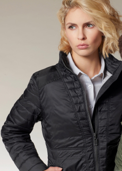 JN1111 Куртка женская пуховая