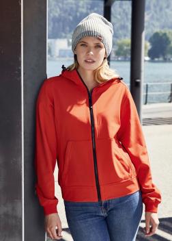 JN1145 Куртка женская Softshell
