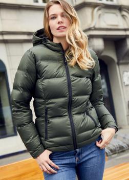 JN1151 Куртка женская пуховая