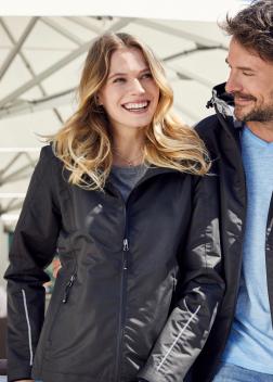 JN1153 Женская куртка 3-в-1