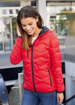 JN1155 Куртка женская стеганая