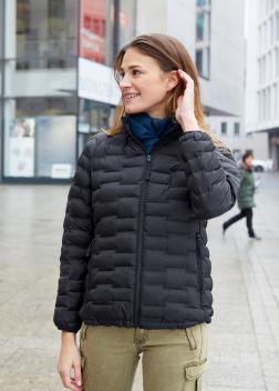 JN1161 Куртка женская стеганая