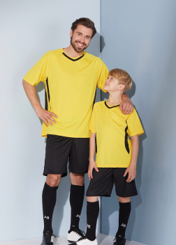 JN337 Футболка мужская командная
