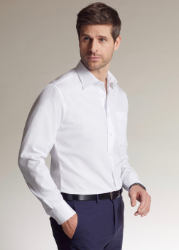"JN622 Рубашка мужская ""BUTTON DOWN"""