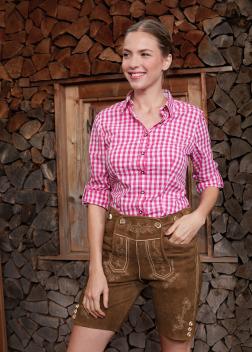 JN637 Рубашка женская традиционная