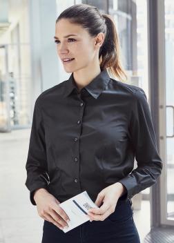 JN641 Рубашка женская классическая