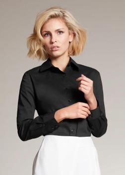 JN645 Рубашка женская Slim Fit
