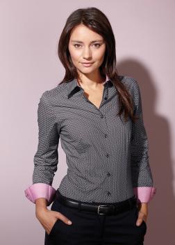 JN671 Рубашка женская Wings