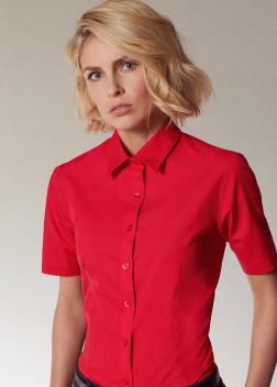 JN679 Рубашка женская классическая