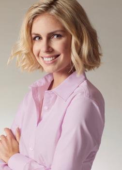 JN681 Рубашка женская классическая