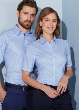 JN683 Рубашка женская классическая