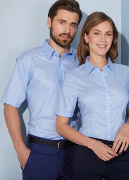 JN684 Рубашка мужская классическая