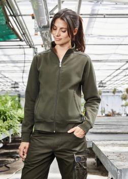 JN893 Толстовка женская спец одежда