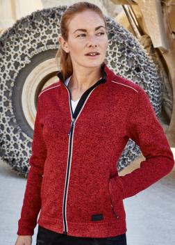 JN897 Куртка женская флисовая
