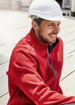 JN898 Куртка мужская флисовая