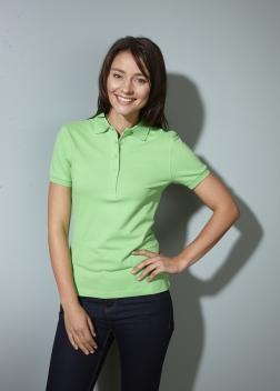 Рубашка-поло женская JN709