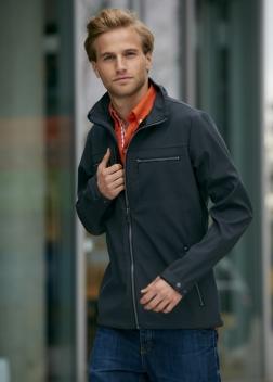JN1058 Куртка мужская Softshell