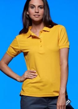 Рубашка-поло женская JN829