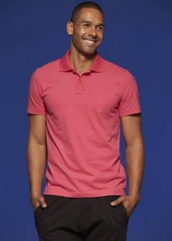 Рубашка-поло мужская JN941