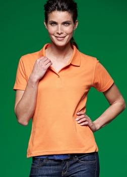 Рубашка-поло женская JN197