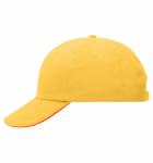 Желтый золотой/Красный сигнальный