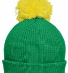 Зеленый папоротник/Желтый