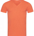 Оранжевый меланж